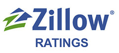Zillow on Web Page